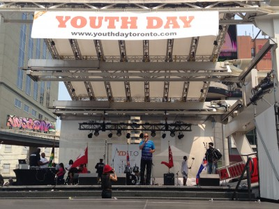 Youth Day Toronto 2015
